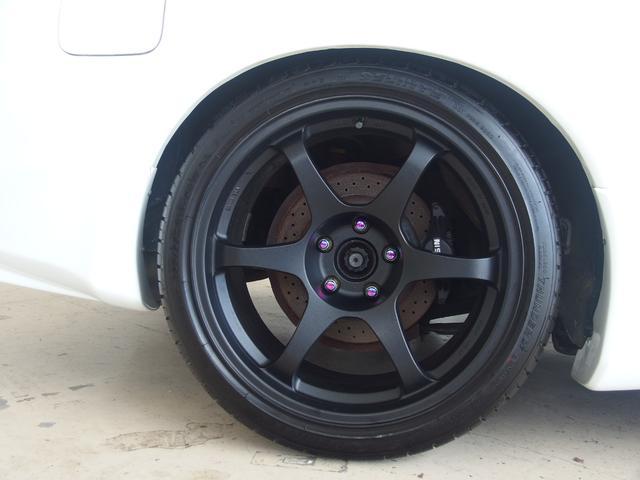 GT-R ヴェイルサイドコンバットエアロ HKS車高調(8枚目)