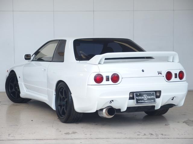 GT-R ヴェイルサイドコンバットエアロ HKS車高調(13枚目)