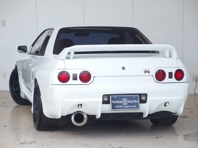 GT-R ヴェイルサイドコンバットエアロ HKS車高調(14枚目)