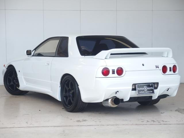 GT-R ヴェイルサイドコンバットエアロ HKS車高調(15枚目)