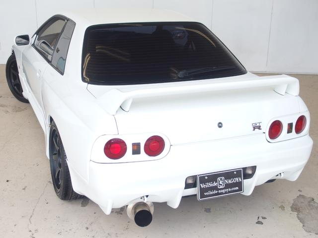 GT-R ヴェイルサイドコンバットエアロ HKS車高調(16枚目)