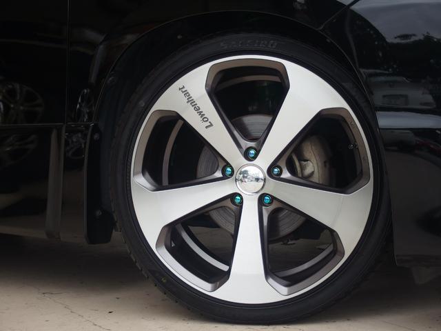 3.5Z HKSスーパーチャージャー 車高調 リアエンター(6枚目)