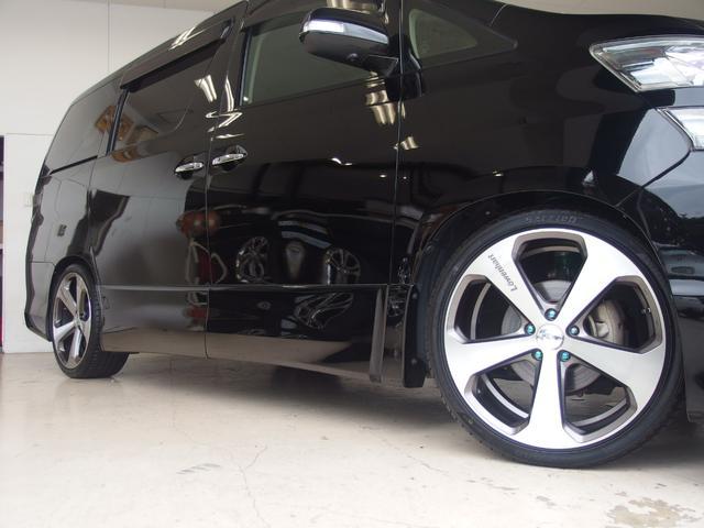 3.5Z HKSスーパーチャージャー 車高調 リアエンター(7枚目)