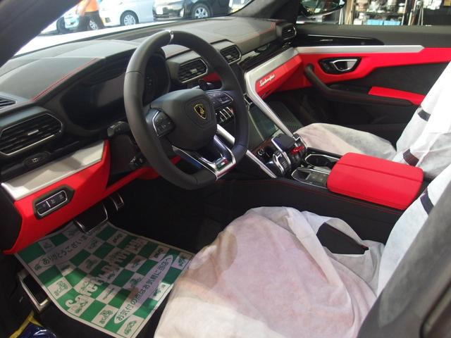 「ランボルギーニ」「ランボルギーニ ウルス」「SUV・クロカン」「愛知県」の中古車4