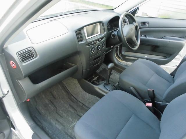 トヨタ プロボックスバン GL メモリーナビ ETC キーレス