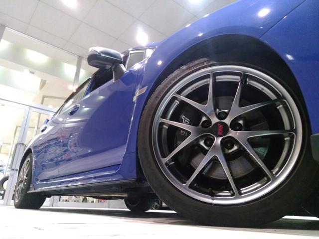 スバル WRX STI STI タイプS STIフルエアロ 大型リアスポ HDDナビ
