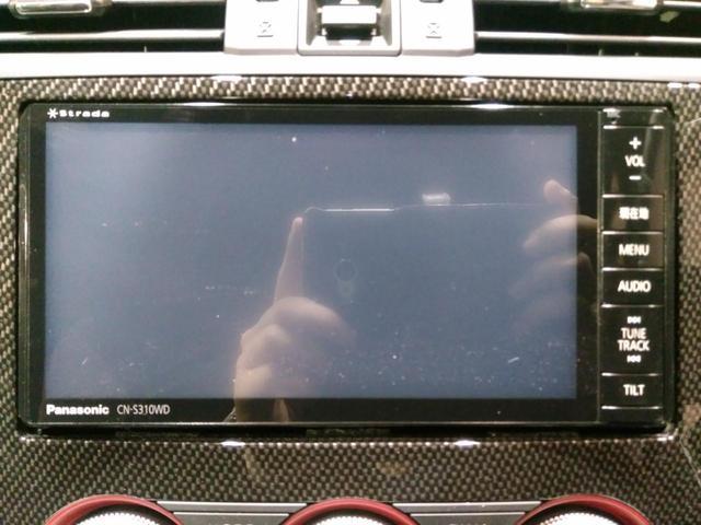 STI タイプS 大型リアスポイラー SDナビ LEDヘッド(3枚目)