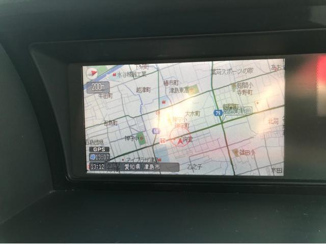 ホンダ エリシオンプレステージ S HDDナビスペシャルパッケージ 純正HDDナビ フルセグ