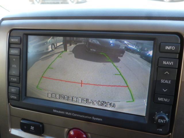 三菱 デリカD:5 G ナビパッケージ MOPナビ パワスラ HID Bカメラ