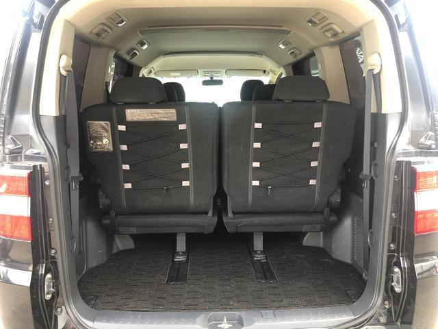 ローデスト G パワーパッケージ 社外HDDナビ 電動スライドドア フルセグTV DVD再生 音楽録音機能 HIDヘッドランプ フロントフォグ オートクルーズコントロール バックカメラ 純正16インチアルミホイール ETC車載器(27枚目)