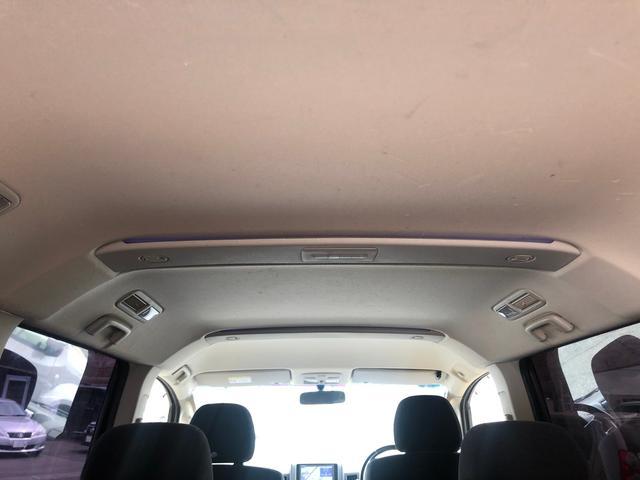 ローデスト G パワーパッケージ 社外HDDナビ 電動スライドドア フルセグTV DVD再生 音楽録音機能 HIDヘッドランプ フロントフォグ オートクルーズコントロール バックカメラ 純正16インチアルミホイール ETC車載器(28枚目)