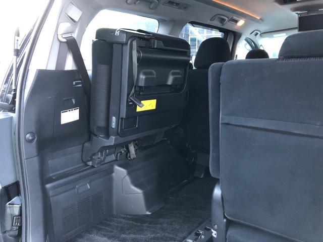 3.5Z 電動スライドドア 純正HDDナビ フルセグTV DVD再生 音楽録音 ETC車載器 フリップダウンモニター HIDヘッド クリアランスソナー バックカメラ クルコン 純正アルミ キャプテンシート(28枚目)