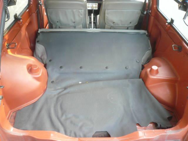 キャンバストップ 5MT 内外装レストア車(10枚目)