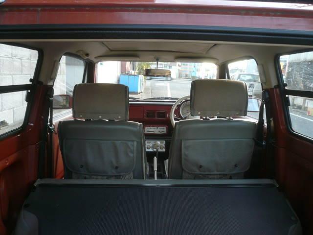 キャンバストップ 5MT 内外装レストア車(11枚目)