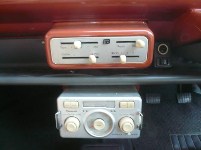 キャンバストップ 5MT 内外装レストア車(18枚目)