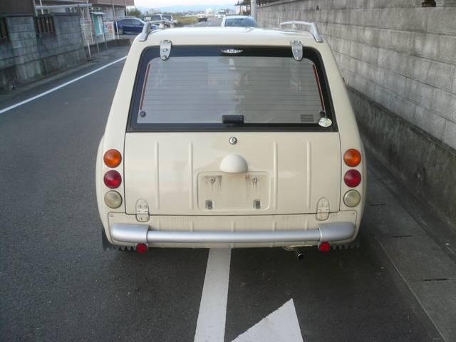 ベースグレード 社外オーディオ 内外装レストア車(6枚目)