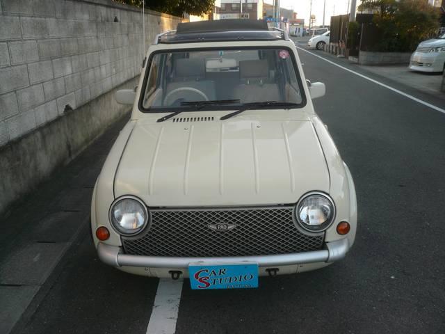 キャンバストップ 内外装レストア車(2枚目)
