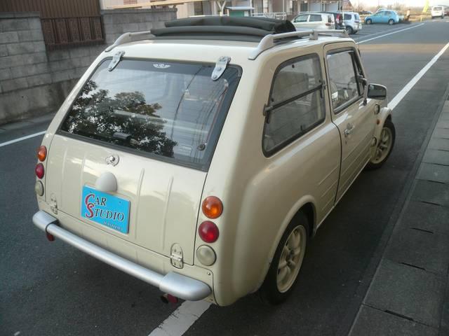 キャンバストップ 内外装レストア車(6枚目)