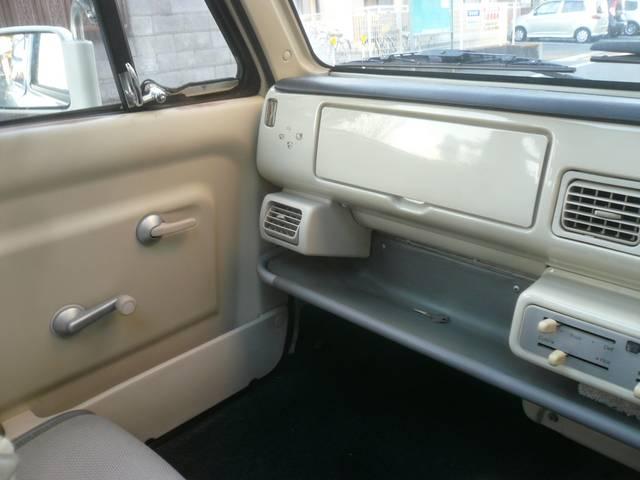 キャンバストップ 内外装レストア車(15枚目)
