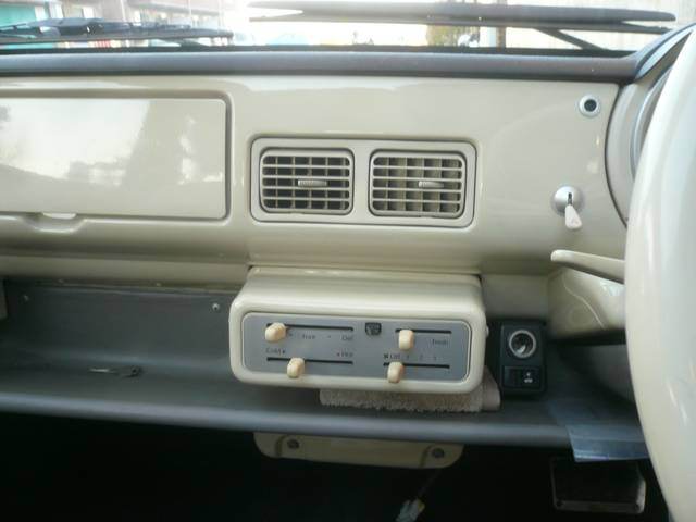 キャンバストップ 内外装レストア車(16枚目)