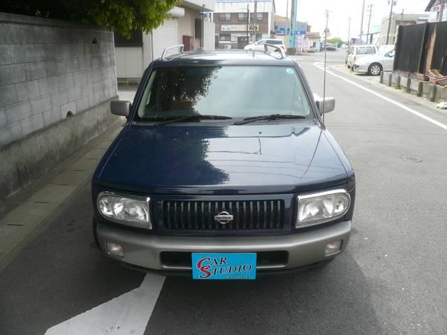 タイプII 4WD キーレス 社外デッキ 背面タイヤ(2枚目)