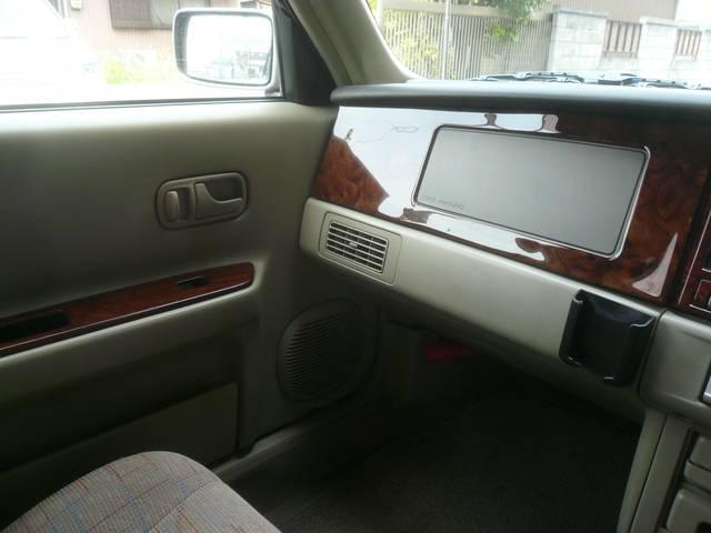 タイプII 4WD キーレス 社外デッキ 背面タイヤ(13枚目)