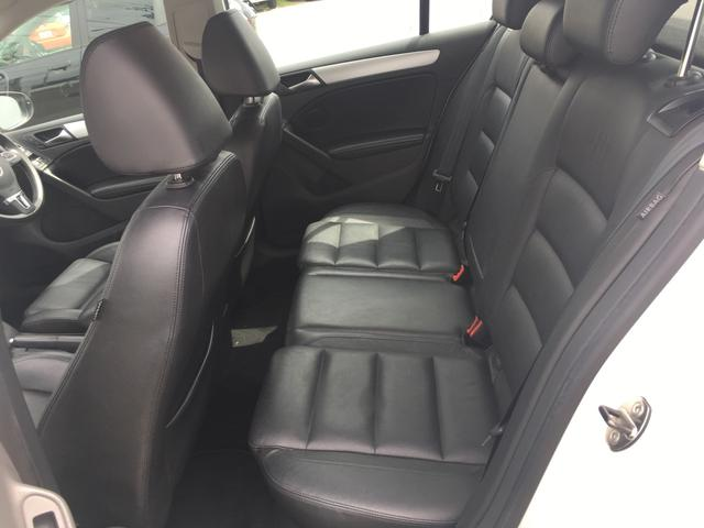 フォルクスワーゲン VW ゴルフ TSIハイライン 保証付 TVナビ 革シート コーティング済