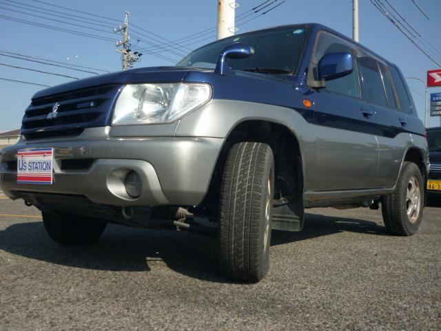 「三菱」「パジェロイオ」「SUV・クロカン」「愛知県」の中古車4