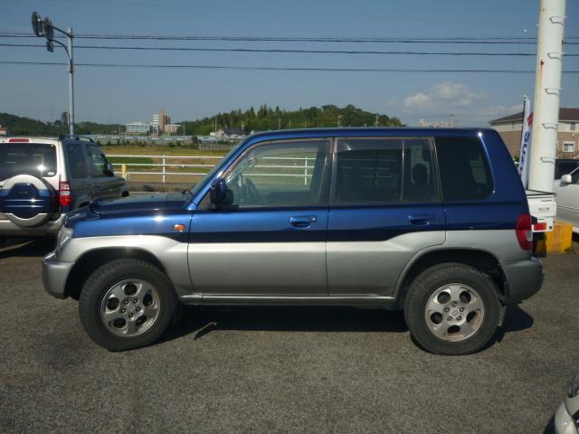 「三菱」「パジェロイオ」「SUV・クロカン」「愛知県」の中古車5