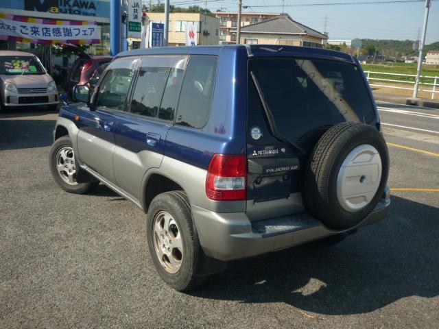 「三菱」「パジェロイオ」「SUV・クロカン」「愛知県」の中古車6