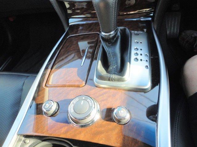 日産 フーガ 250VIP クレンツェリム深 車高調サンルーフ黒革エアロ