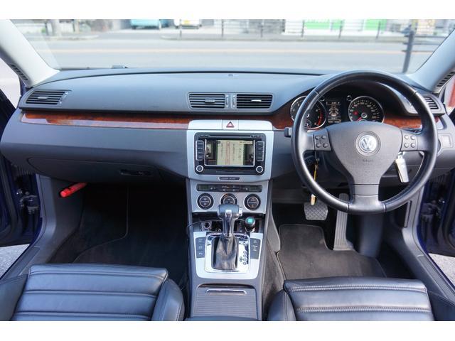 V6 4WD 本革シート ナビ TV HID ETC(10枚目)