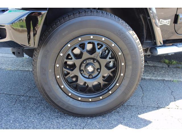 クライスラー・ジープ クライスラージープ ラングラー ブラック タイ エディション JAOSフロントバンパー
