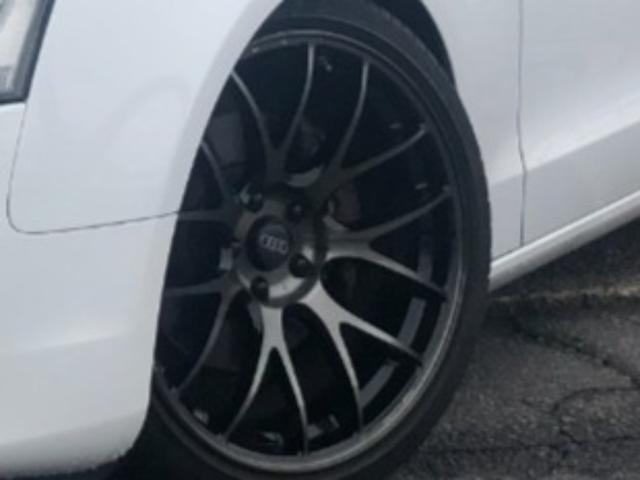 2.0TFSIクワトロ KW車高調 RYAS19インチAW ブラックレザーシート シートヒーター ETC(6枚目)