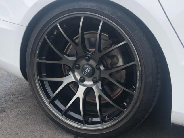 2.0TFSIクワトロ KW車高調 RYAS19インチAW ブラックレザーシート シートヒーター ETC(16枚目)