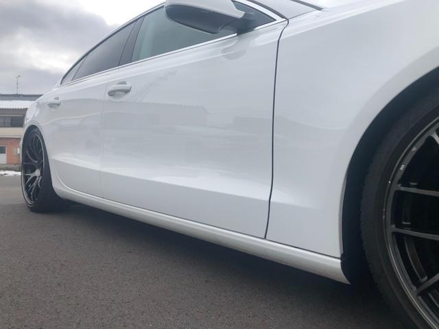 2.0TFSIクワトロ KW車高調 RYAS19インチAW ブラックレザーシート シートヒーター ETC(25枚目)