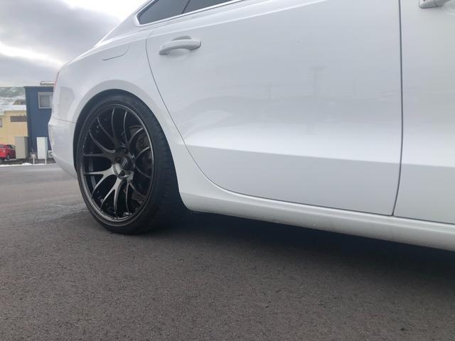2.0TFSIクワトロ KW車高調 RYAS19インチAW ブラックレザーシート シートヒーター ETC(27枚目)