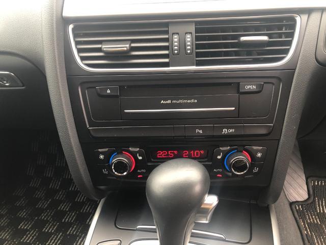 2.0TFSIクワトロ KW車高調 RYAS19インチAW ブラックレザーシート シートヒーター ETC(43枚目)