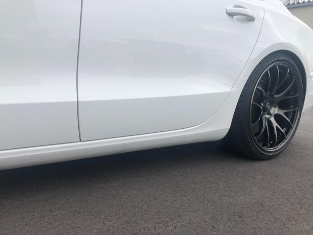 2.0TFSIクワトロ KW車高調 RYAS19インチAW ブラックレザーシート シートヒーター ETC(61枚目)