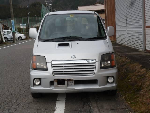 スズキ ワゴンR RR ターボ タイミングチェーン キーレス CDオーディオ