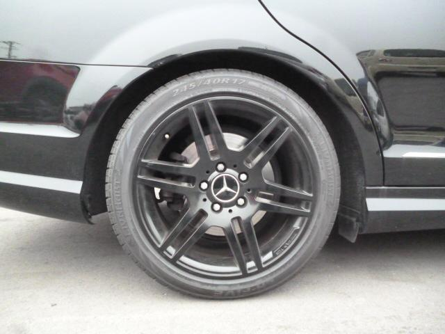 メルセデス・ベンツ M・ベンツ C200CGIブルーエフィシェンシWアバンG AMG SP