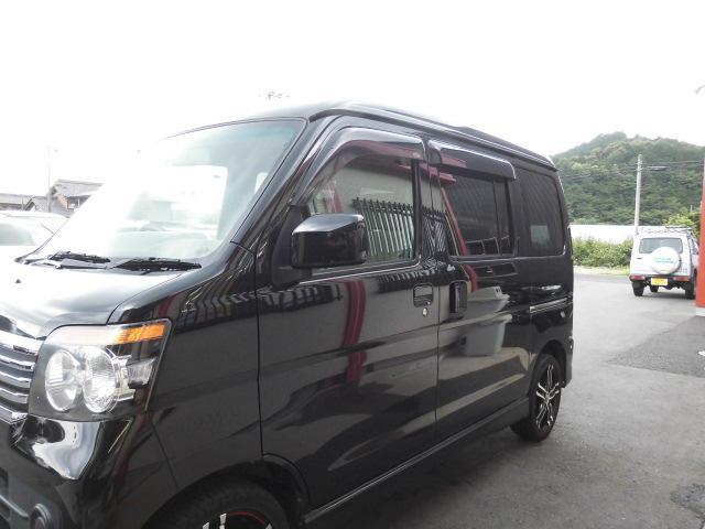 LS 4WD 左パワースライドドア ナビ TV HID付き(5枚目)