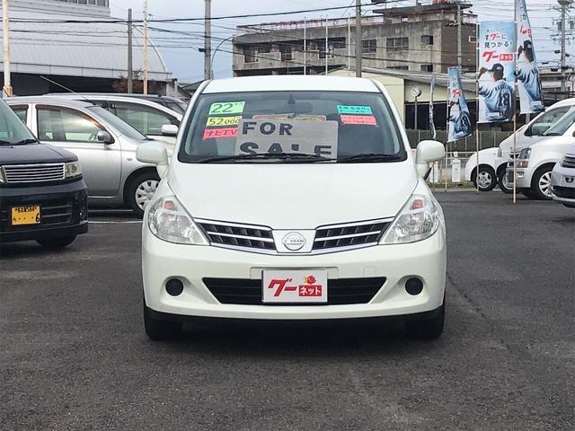 「日産」「ティーダ」「コンパクトカー」「愛知県」の中古車8