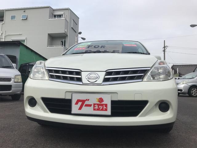 「日産」「ティーダ」「コンパクトカー」「愛知県」の中古車15