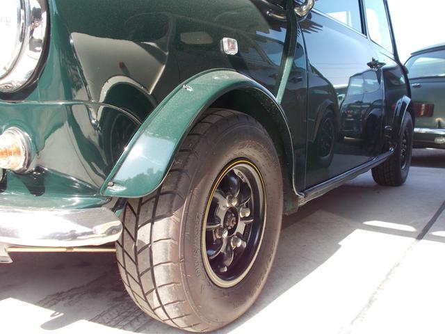 ローバー ローバー MINI ジョンクーパー 10インチ 黒革S
