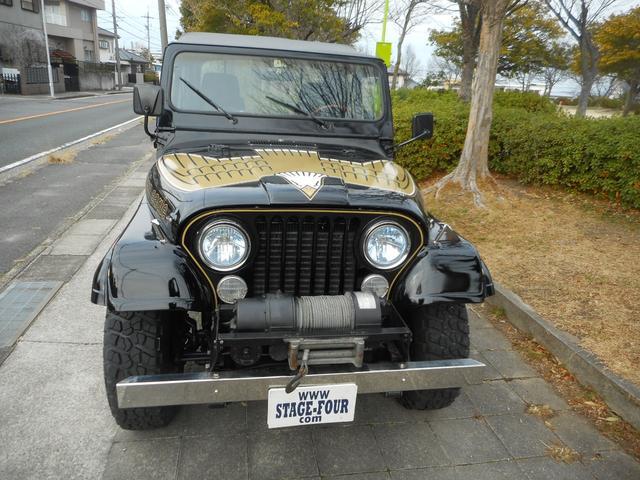 「その他」「ジープCJ-7」「SUV・クロカン」「愛知県」の中古車2