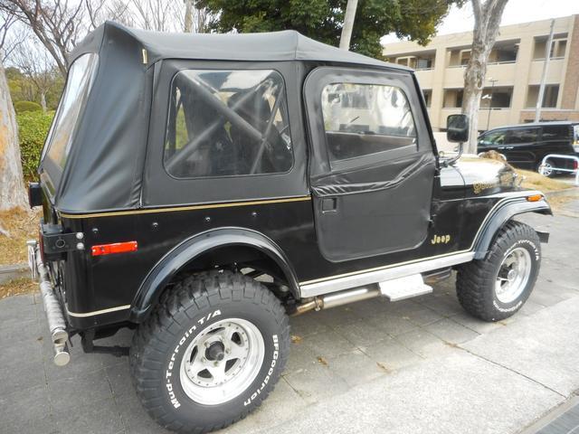 「その他」「ジープCJ-7」「SUV・クロカン」「愛知県」の中古車3