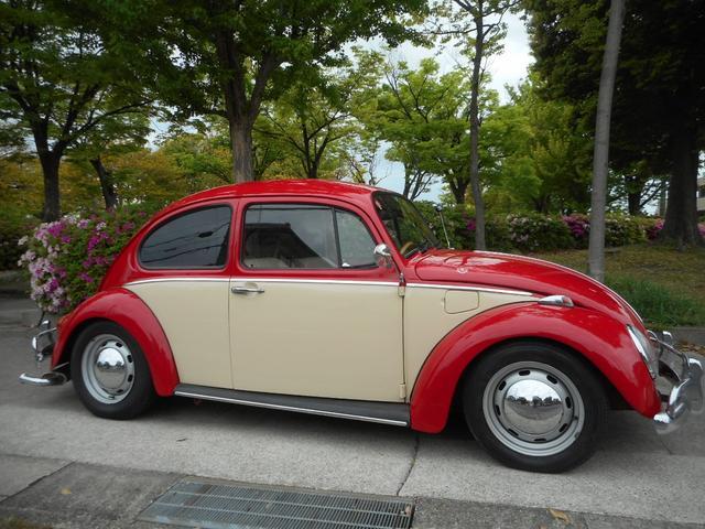 「フォルクスワーゲン」「ビートル」「クーペ」「愛知県」の中古車4