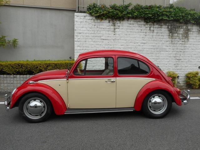 「フォルクスワーゲン」「ビートル」「クーペ」「愛知県」の中古車5