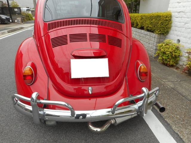 「フォルクスワーゲン」「ビートル」「クーペ」「愛知県」の中古車7